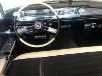 Inside 1961 Cadillac de Seville
