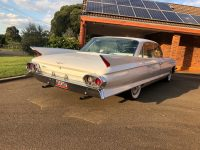Rearview 1961 Cadillac Seville