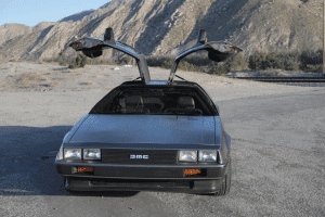 Classic DeLorean DMC