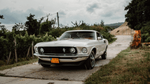 import ford mustang