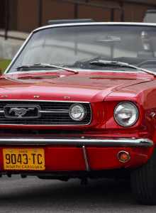 classic mustang car for sale