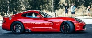 Dodge Viper USA Import